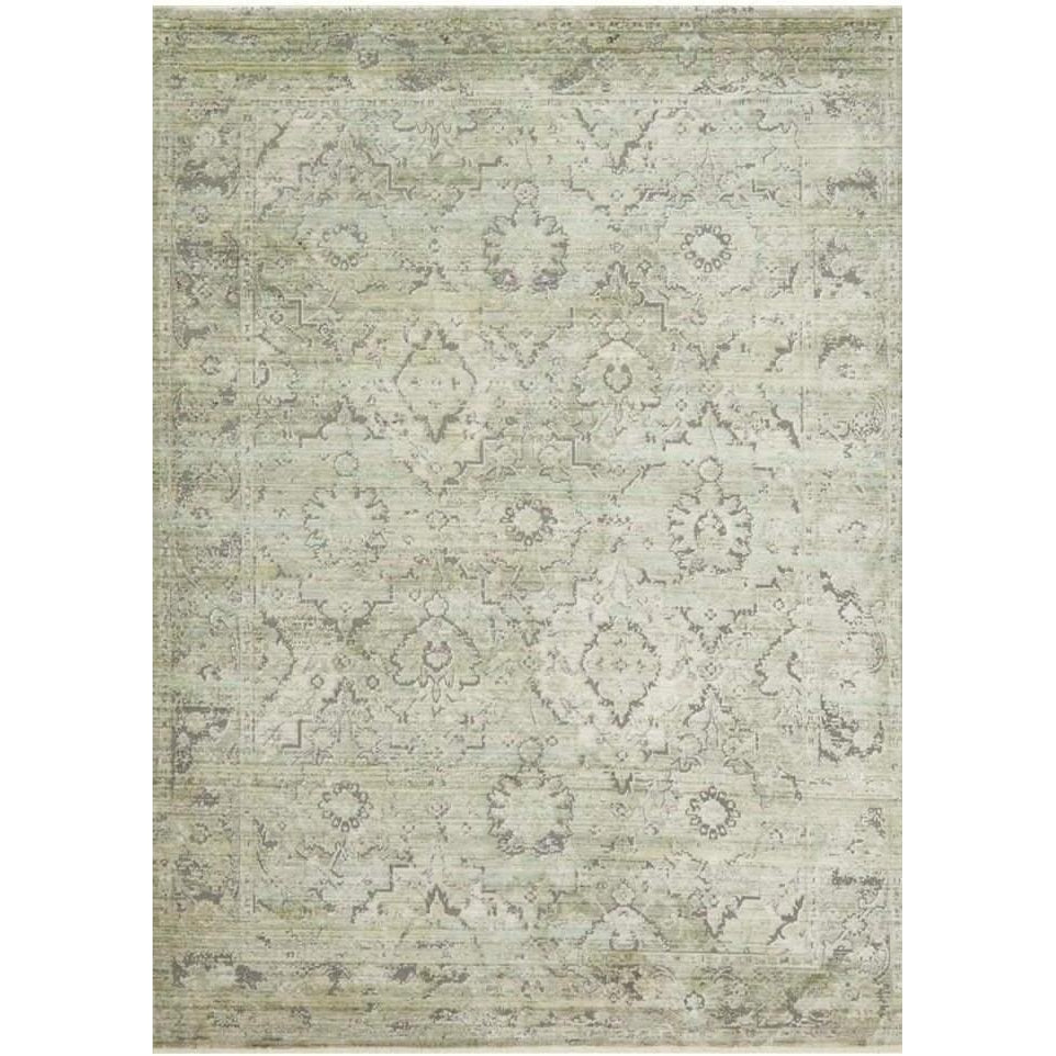 Joanna Gaines Of Magnolia Home Ophelia Rugs - Pistachio/Grey