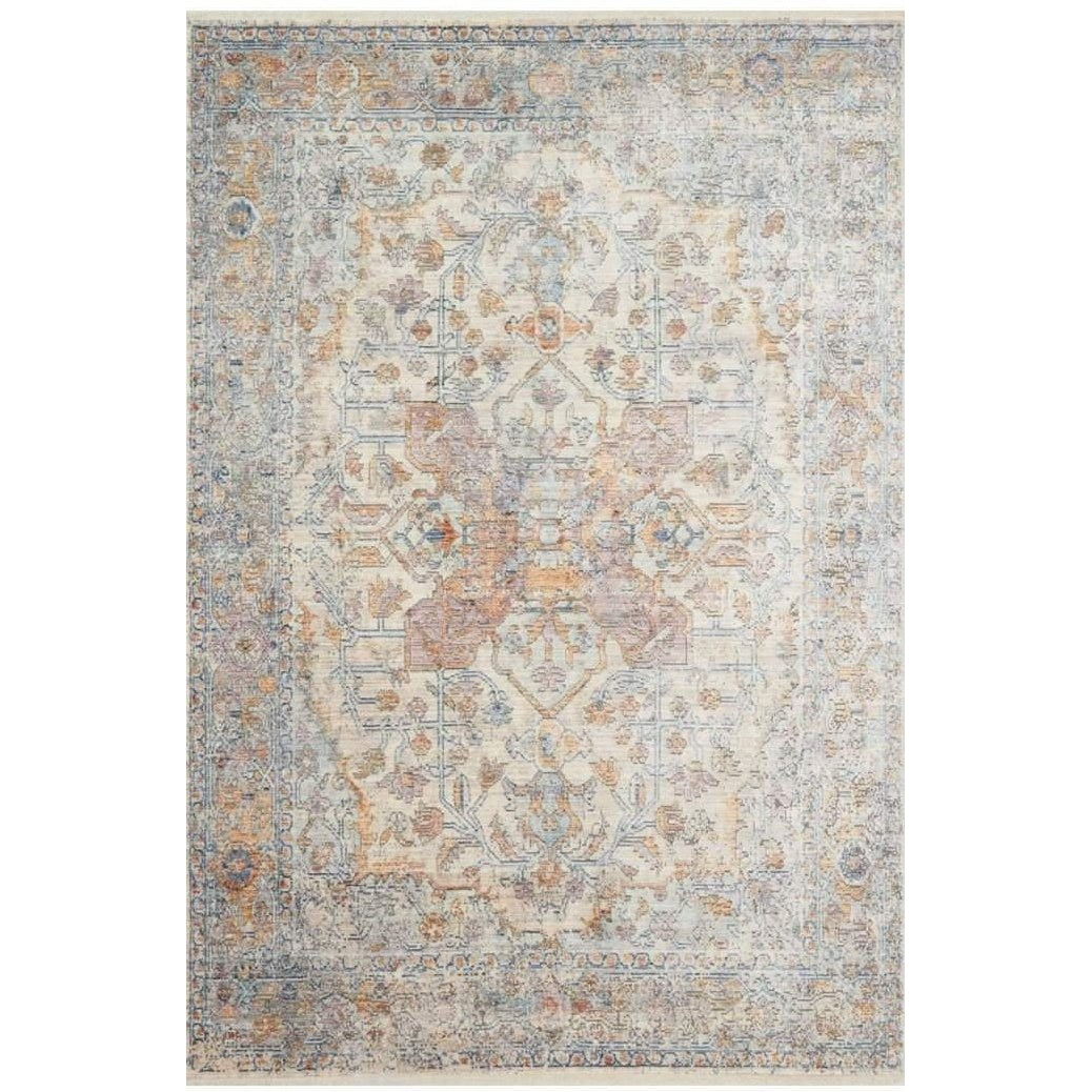 Joanna Gaines Of Magnolia Home Ophelia Rugs - Ivory/Multi