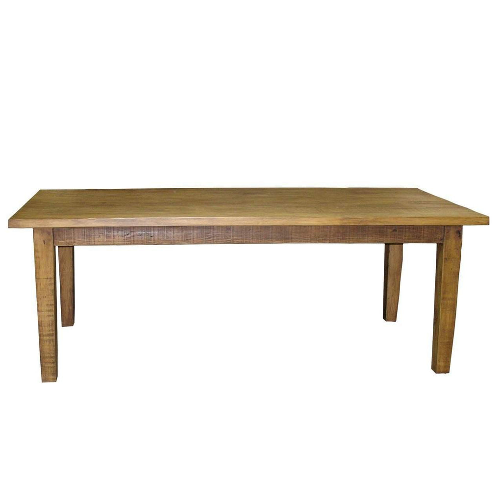 CFC Furniture Reclaimed Lumber Farm Dining Table - Blue Hand Home