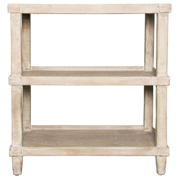 CFC Furniture Reclaimed Lumber Carlsbad side table-CFC Furniture-Blue Hand Home