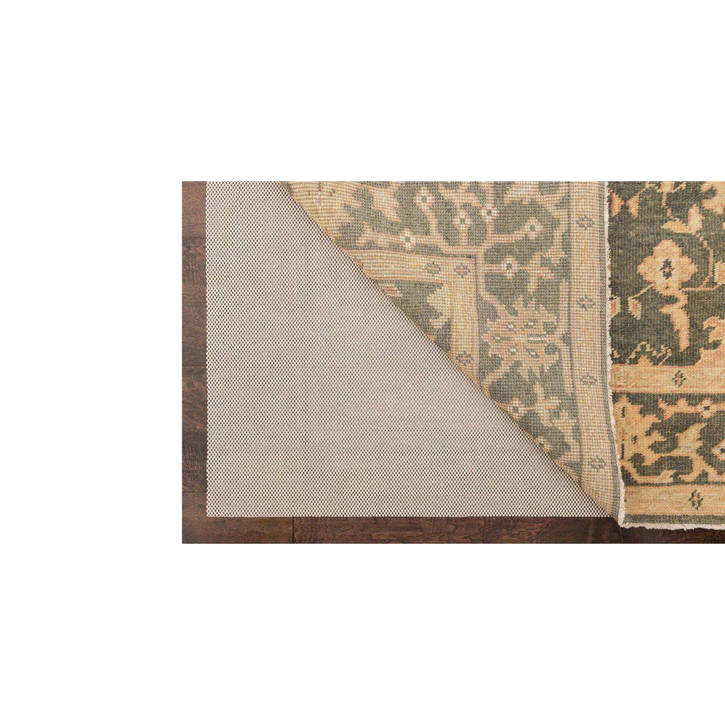 Loloi Premium Grip Rug Pad Collection - PAD01 BEIGE-Loloi Rugs-Blue Hand Home
