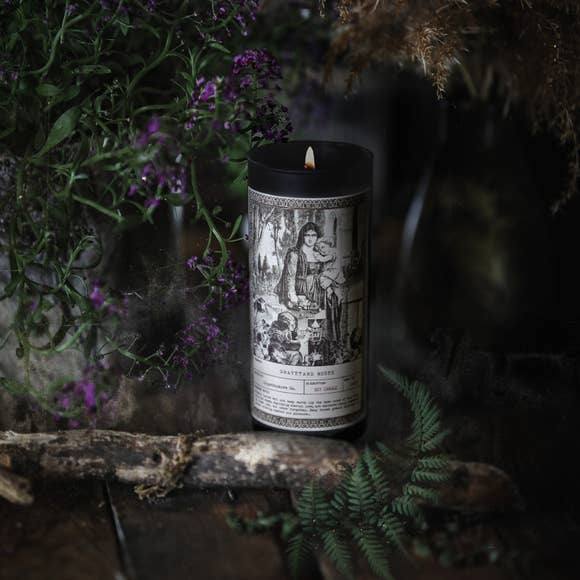 Noir Ritual Candle-L'apothicaire Co.-Blue Hand Home