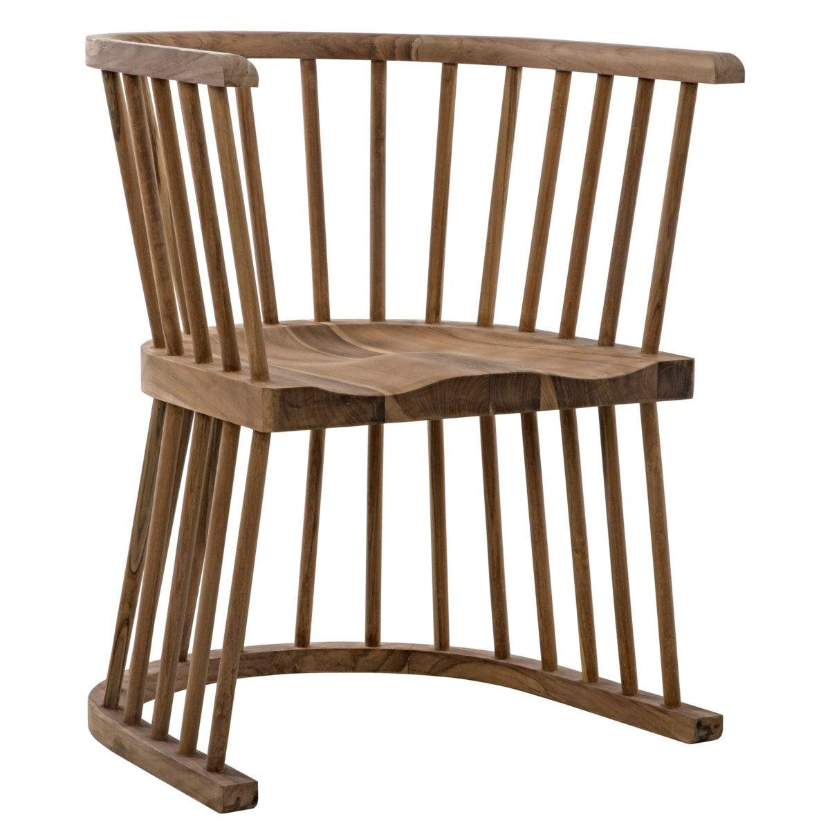 Noir Bolah Chair, Teak