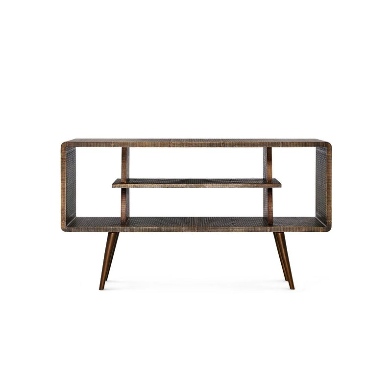 Bungalow 5 - Verra Console - Antique Brass-Bungalow 5-Blue Hand Home