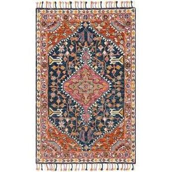 Zharah Collection-Loloi Rugs-Blue Hand Home