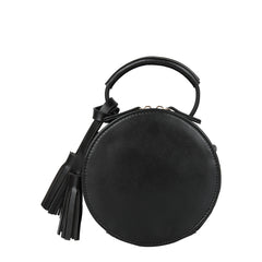 Trixie Small Tassel Crossbody - Melie Bianco - 6