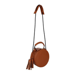 Trixie Small Tassel Crossbody - Melie Bianco Handbags Accessories
