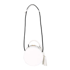 Trixie Small Tassel Crossbody - Melie Bianco - 13