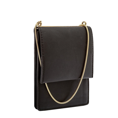Ellie Chain Mini Crossbody - Melie Bianco - 1