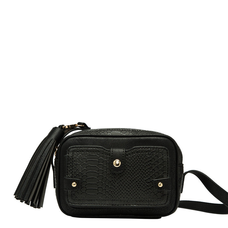 Allegra Boxy Crossbody - Melie Bianco Handbags Accessories