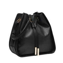 Alexandra Structured Bucket Bag - Melie Bianco - 1