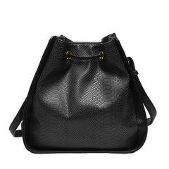 Alexandra Structured Bucket Bag - Melie Bianco Handbags Accessories