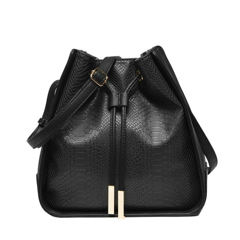 Alexandra Structured Bucket Bag