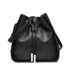 Alexandra Structured Bucket Bag - Melie Bianco - 2