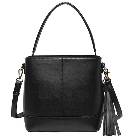 Darla Tassel Bucket Bag