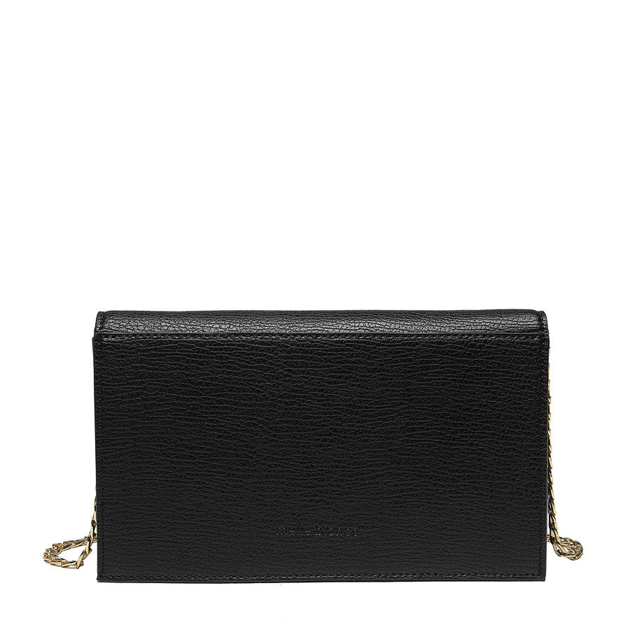 Marlo Front Strap Clutch - Melie Bianco - 3