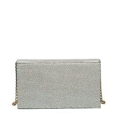 Marlo Front Strap Clutch - Melie Bianco - 7