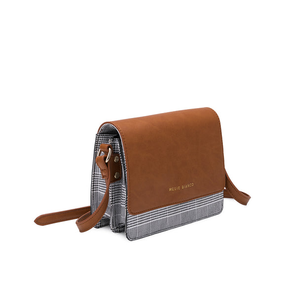 Desi Saddle Crossbody
