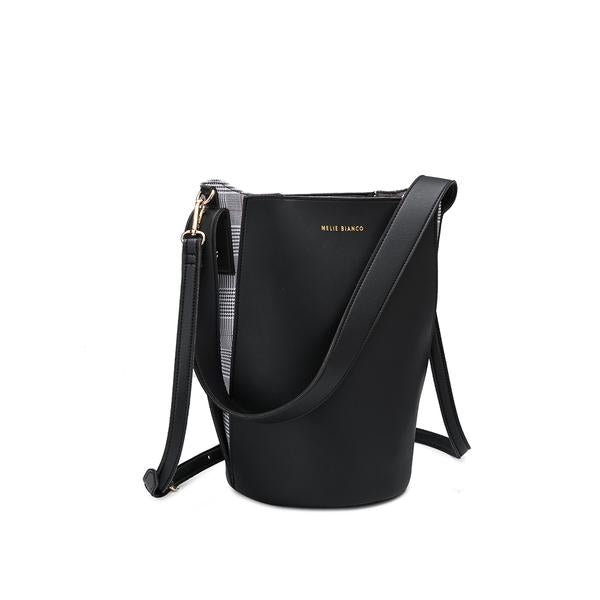 Luna Black Shoulder Bag