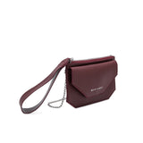 Lottie Burgundy Crossbody