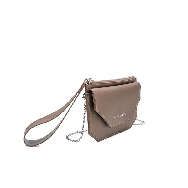 Lottie Pewter Crossbody
