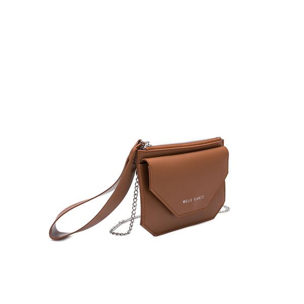 Lottie Saddle Crossbody