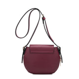 Lyla Burgundy Crossbody