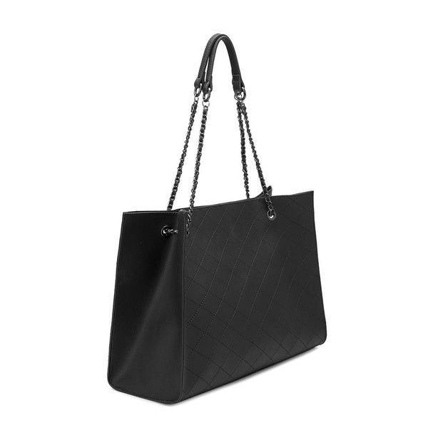 Nova Black Shoulder Bag
