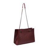 Nova Burgundy Shoulder Bag
