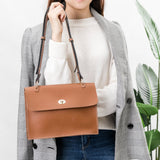 Madison Saddle Shoulder Bag