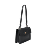 Madison Black Shoulder Bag