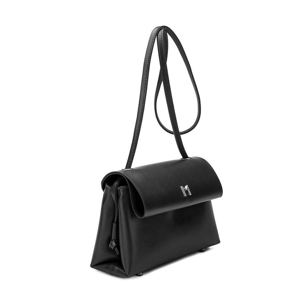 Riley Black Crossbody