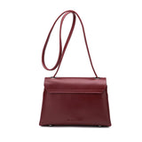 Riley Burgundy Crossbody