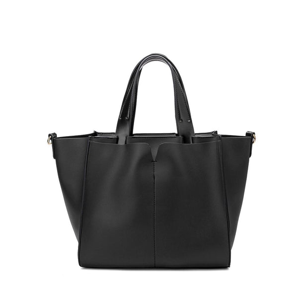 Kylie Black Shoulder Bag