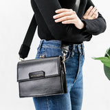 Judy Black Crossbody