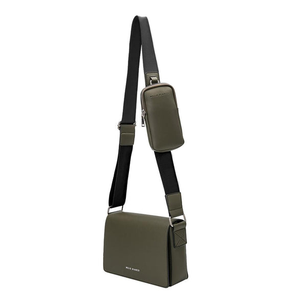 Ray Olive Crossbody