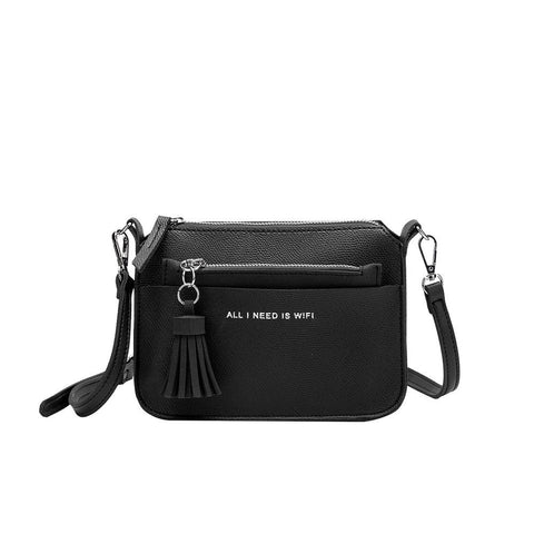 Aida Tech Inspired Crossbody