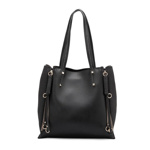 Kelly Large Tote with Expandable Sides
