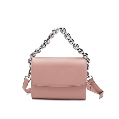 Elle Blush Chain Handle Crossbody