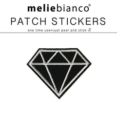 Feed Me Diamonds Sticker Patch - Melie Bianco