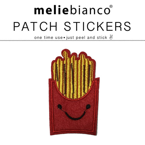 Cute Fries Sticker Patch