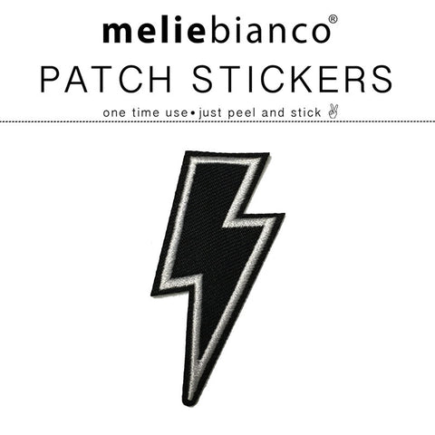 Lightning Bolt Sticker Patch - Melie Bianco