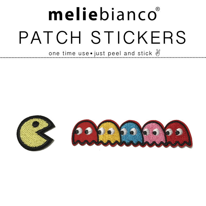 80s Video Game Sticker Patch - Melie Bianco