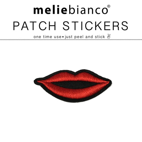 Pucker Up Sticker Patch
