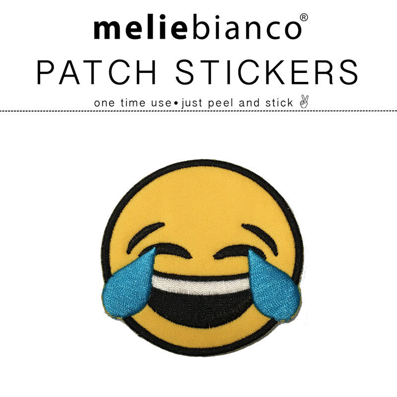 LOL Emoji Sticker Patch - Melie Bianco