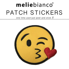 KISS Emoji Sticker Patch - Melie Bianco