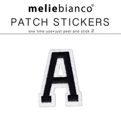 A Varsity Letter Sticker Patch - Melie Bianco
