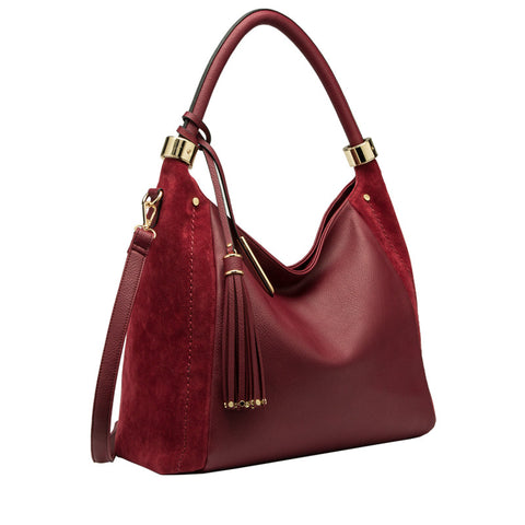 Rumi Large Tassel Hobo