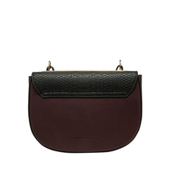 Iris Faux Snake Embossed Crossbody - Melie Bianco - 11