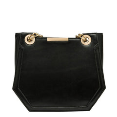 Reed Geometric Shoulder Bag - Melie Bianco - 6